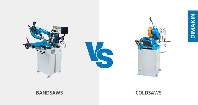 Bandsaw vs Coldsaw