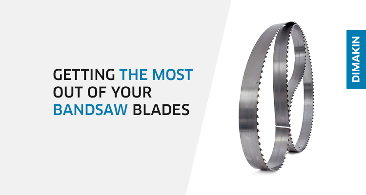 Getting the most out of your bandsaw blades