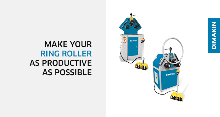 Make your ring roller as productive as possible