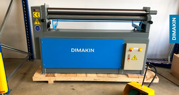 DIMAKIN Powered Slip Roll PR 1316
