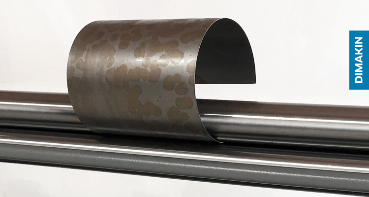 Bending Sheet Metal Slip Roll