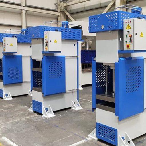 C-Frame Hydraulic Press Machines DIMAKIN