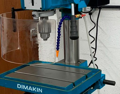 DIMAKIN Pillar Drill