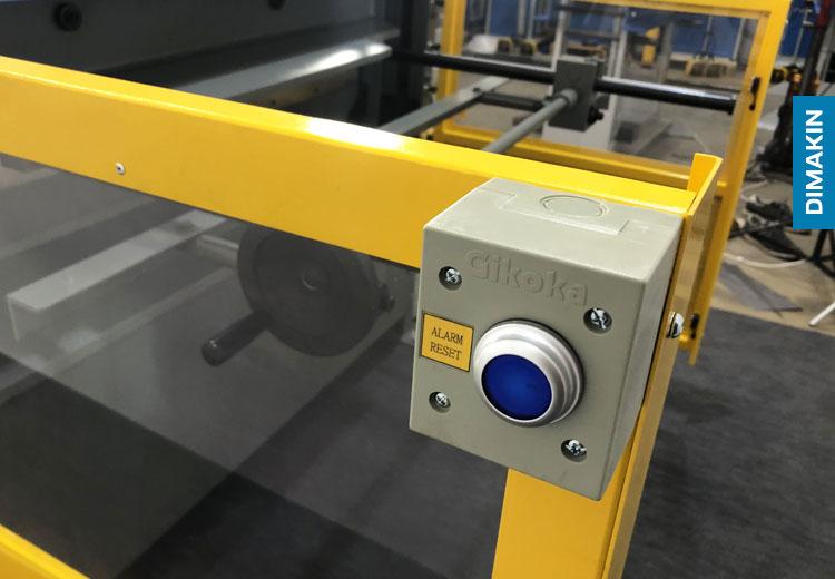 Hydraulic Sheet Metal Shears